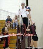 CIAC Girls Volleyball Focused on Farmington 3 vs. Conard 0 - Photo# (121)