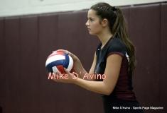 CIAC Girls Volleyball Focused on Farmington 3 vs. Conard 0 - Photo# (124)