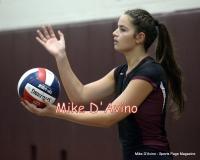 CIAC Girls Volleyball Focused on Farmington 3 vs. Conard 0 - Photo# (125)