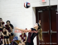 CIAC Girls Volleyball Focused on Farmington 3 vs. Conard 0 - Photo# (13)