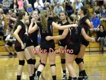 CIAC Girls Volleyball Focused on Farmington 3 vs. Conard 0 - Photo# (132)