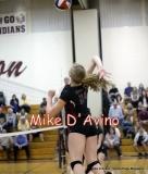 CIAC Girls Volleyball Focused on Farmington 3 vs. Conard 0 - Photo# (133)