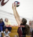 CIAC Girls Volleyball Focused on Farmington 3 vs. Conard 0 - Photo# (140)
