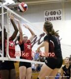 CIAC Girls Volleyball Focused on Farmington 3 vs. Conard 0 - Photo# (142)