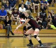 CIAC Girls Volleyball Focused on Farmington 3 vs. Conard 0 - Photo# (143)