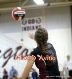 CIAC Girls Volleyball Focused on Farmington 3 vs. Conard 0 - Photo# (144)