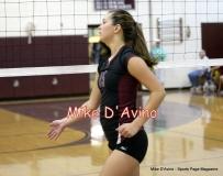 CIAC Girls Volleyball Focused on Farmington 3 vs. Conard 0 - Photo# (150)
