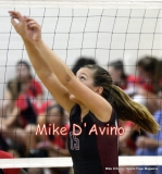 CIAC Girls Volleyball Focused on Farmington 3 vs. Conard 0 - Photo# (17)