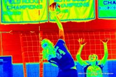 CIAC Girls Volleyball Focused on Farmington 3 vs. Conard 0 - Photo# (18)