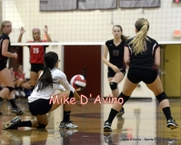 CIAC Girls Volleyball Focused on Farmington 3 vs. Conard 0 - Photo# (19)