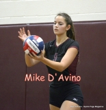 CIAC Girls Volleyball Focused on Farmington 3 vs. Conard 0 - Photo# (2)
