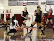CIAC Girls Volleyball Focused on Farmington 3 vs. Conard 0 - Photo# (20)