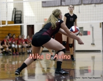 CIAC Girls Volleyball Focused on Farmington 3 vs. Conard 0 - Photo# (26)