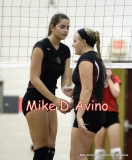 CIAC Girls Volleyball Focused on Farmington 3 vs. Conard 0 - Photo# (30)