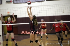 CIAC Girls Volleyball Focused on Farmington 3 vs. Conard 0 - Photo# (34)