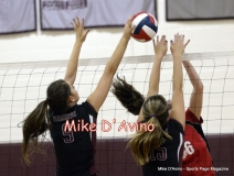 CIAC Girls Volleyball Focused on Farmington 3 vs. Conard 0 - Photo# (36)
