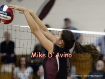 CIAC Girls Volleyball Focused on Farmington 3 vs. Conard 0 - Photo# (39)