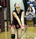 CIAC Girls Volleyball Focused on Farmington 3 vs. Conard 0 - Photo# (42)
