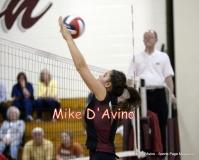 CIAC Girls Volleyball Focused on Farmington 3 vs. Conard 0 - Photo# (45)
