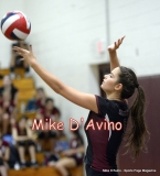 CIAC Girls Volleyball Focused on Farmington 3 vs. Conard 0 - Photo# (5)