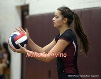 CIAC Girls Volleyball Focused on Farmington 3 vs. Conard 0 - Photo# (6)