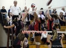 CIAC Girls Volleyball Focused on Farmington 3 vs. Conard 0 - Photo# (60)