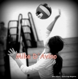 CIAC Girls Volleyball Focused on Farmington 3 vs. Conard 0 - Photo# (61)