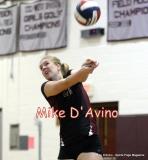 CIAC Girls Volleyball Focused on Farmington 3 vs. Conard 0 - Photo# (69)