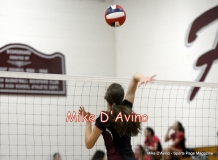 CIAC Girls Volleyball Focused on Farmington 3 vs. Conard 0 - Photo# (7)