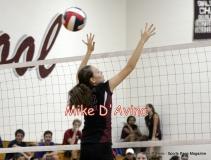 CIAC Girls Volleyball Focused on Farmington 3 vs. Conard 0 - Photo# (74)