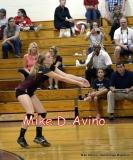 CIAC Girls Volleyball Focused on Farmington 3 vs. Conard 0 - Photo# (79)