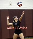 CIAC Girls Volleyball Focused on Farmington 3 vs. Conard 0 - Photo# (81)