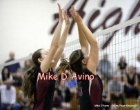 CIAC Girls Volleyball Focused on Farmington 3 vs. Conard 0 - Photo# (82)