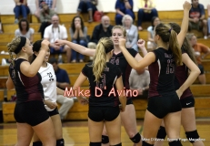 CIAC Girls Volleyball Focused on Farmington 3 vs. Conard 0 - Photo# (83)