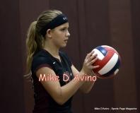 CIAC Girls Volleyball Focused on Farmington 3 vs. Conard 0 - Photo# (85)