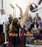 CIAC Girls Volleyball Focused on Farmington 3 vs. Conard 0 - Photo# (87)