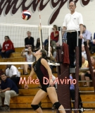 CIAC Girls Volleyball Focused on Farmington 3 vs. Conard 0 - Photo# (9)