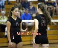CIAC Girls Volleyball Focused on Farmington 3 vs. Conard 0 - Photo# (90)