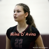 CIAC Girls Volleyball Focused on Farmington 3 vs. Conard 0 - Photo# (91)