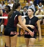 CIAC Girls Volleyball Focused on Farmington 3 vs. Conard 0 - Photo# (99)