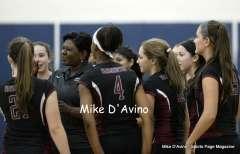 CIAC Girls Volleyball -Focused on Farmington JV - Photo # (2)