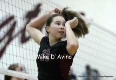 CIAC Girls Volleyball -Focused on Farmington JV - Photo # (25)