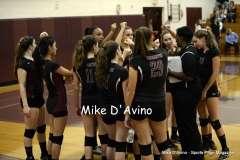 CIAC Girls Volleyball -Focused on Farmington JV - Photo # (40)