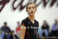 CIAC Girls Volleyball -Focused on Farmington JV - Photo # (52)