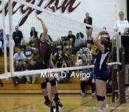 CIAC Girls Volleyball -Focused on Farmington JV - Photo # (98)