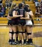 Girls Volleyball Focused on Farmington vs. Maloney - Photo # (1)