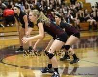 Girls Volleyball Focused on Farmington vs. Maloney - Photo # (12)