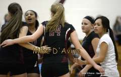Girls Volleyball Focused on Farmington vs. Maloney - Photo # (21)