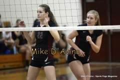 Girls Volleyball Focused on Farmington vs. Maloney - Photo # (26)