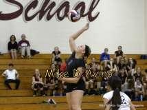 Girls Volleyball Focused on Farmington vs. Maloney - Photo # (32)
